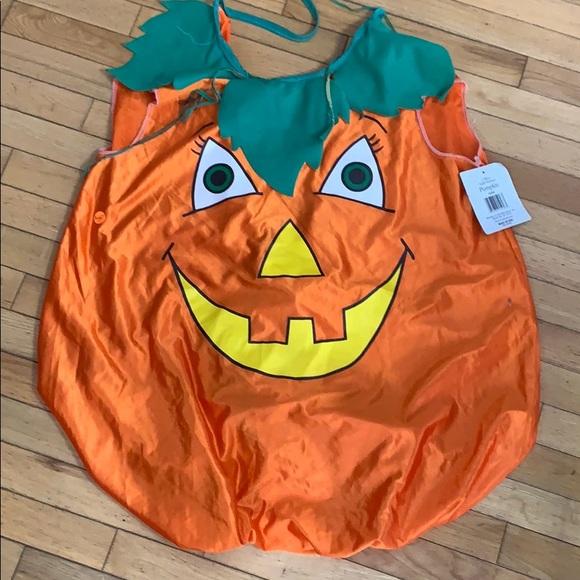 Other Costume Womens Pumpkin Costume New Size Medium Poshmark
